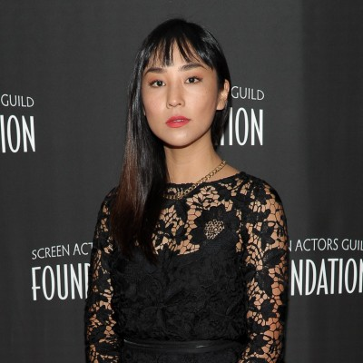 Greta Lee attends the Opening Of SAG Foundation Actors Center - New York on April 30, 2014 in New York City.  Photo by Rommel Demano/Getty Images for SAG Foundation.