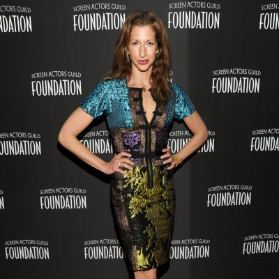 Alysia Reiner attends the Opening Of SAG Foundation Actors Center - New York on April 30, 2014 in New York City.  Photo by Rommel Demano/Getty Images for SAG Foundation.