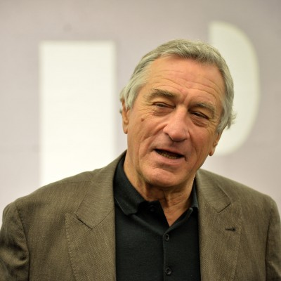 Robert DeNiro attends the opening of the SAG Foundation's New York Actors Center, April 30, 2014. Photo by Andrew Walker/Getty Images