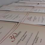 BookPALS Certificates of Appreciation
