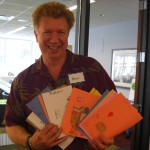 Dean Kropp, BookPAL/Actor, shared his classes thank you cards