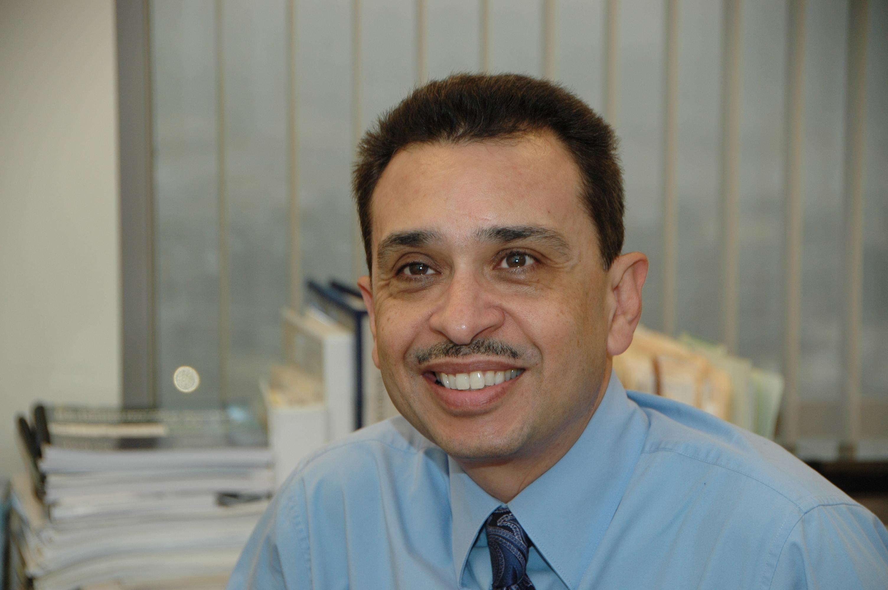 Jesse Soto, director del departamento de Contabilida de Metro. (Foto de José Ubaldo/El Pasajero).
