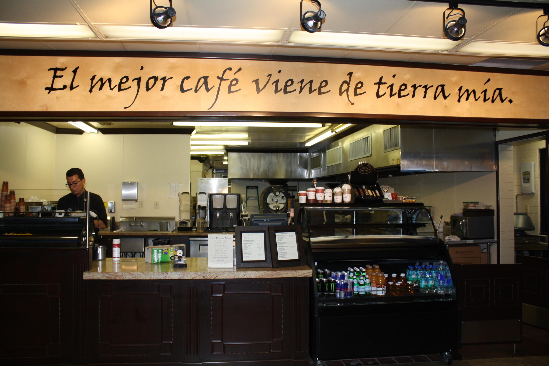 Tierra Mía Coffe. (Foto Agustín Durán/El Pasajero)