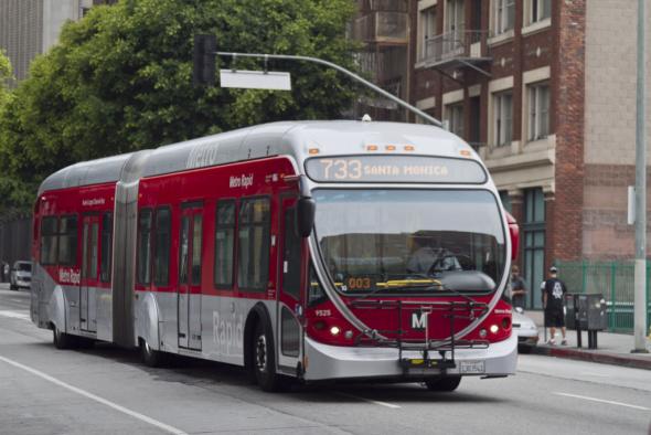 Cambios de servicio en autobús