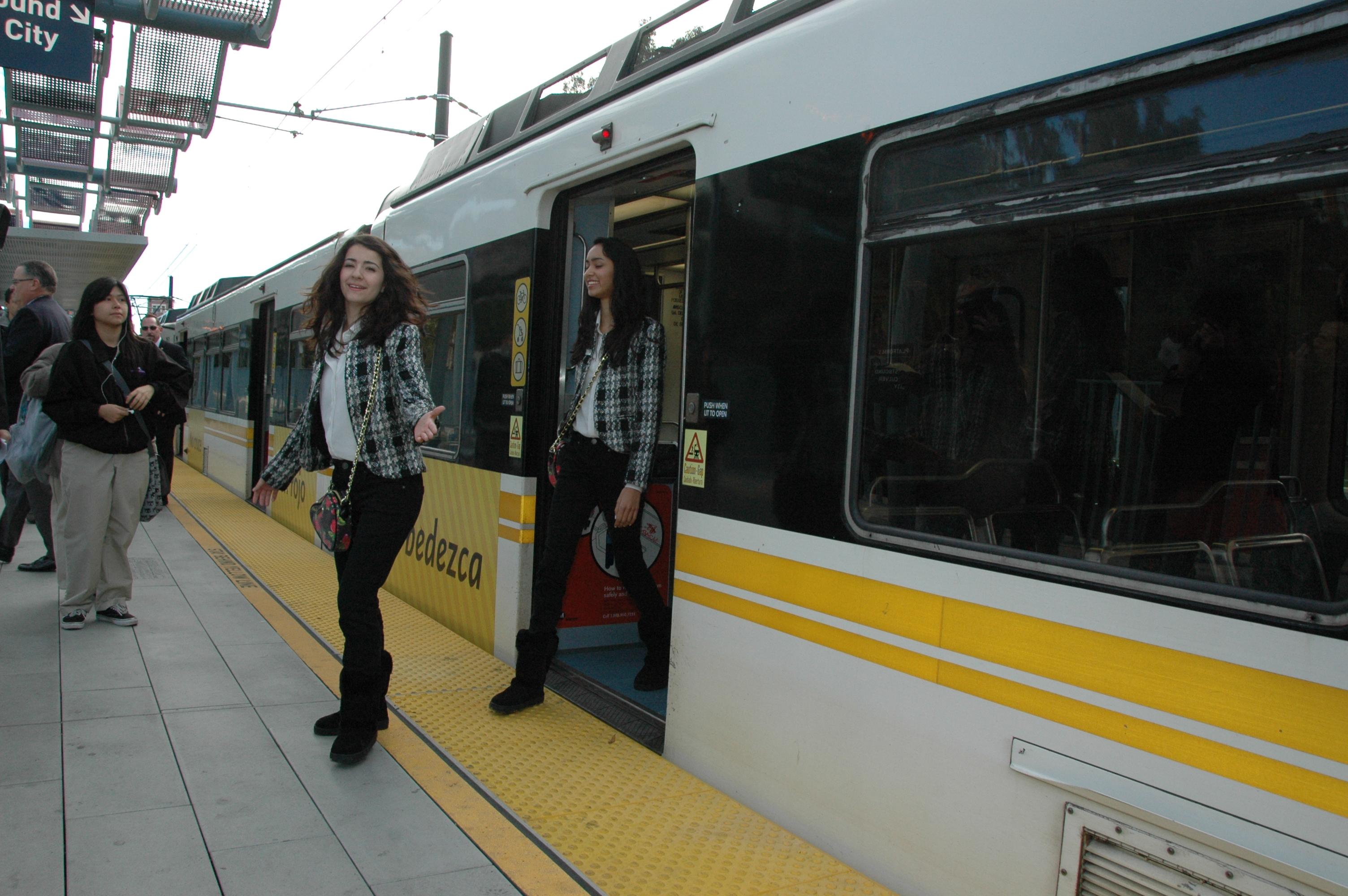 La invitación esta hecha, si desea viajar a Pasadena a ver el Desfile de las Rosas, Metro es la mejor opción. (Foto Luis Inzunza/Metro).