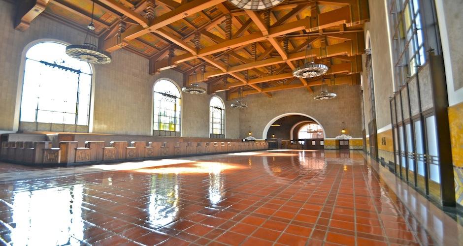 Union Station Main Course
