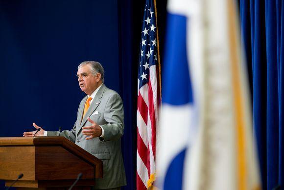 Ray LaHood, secretario de Transporte de EEUU. Foto: Departamento de Transporte.