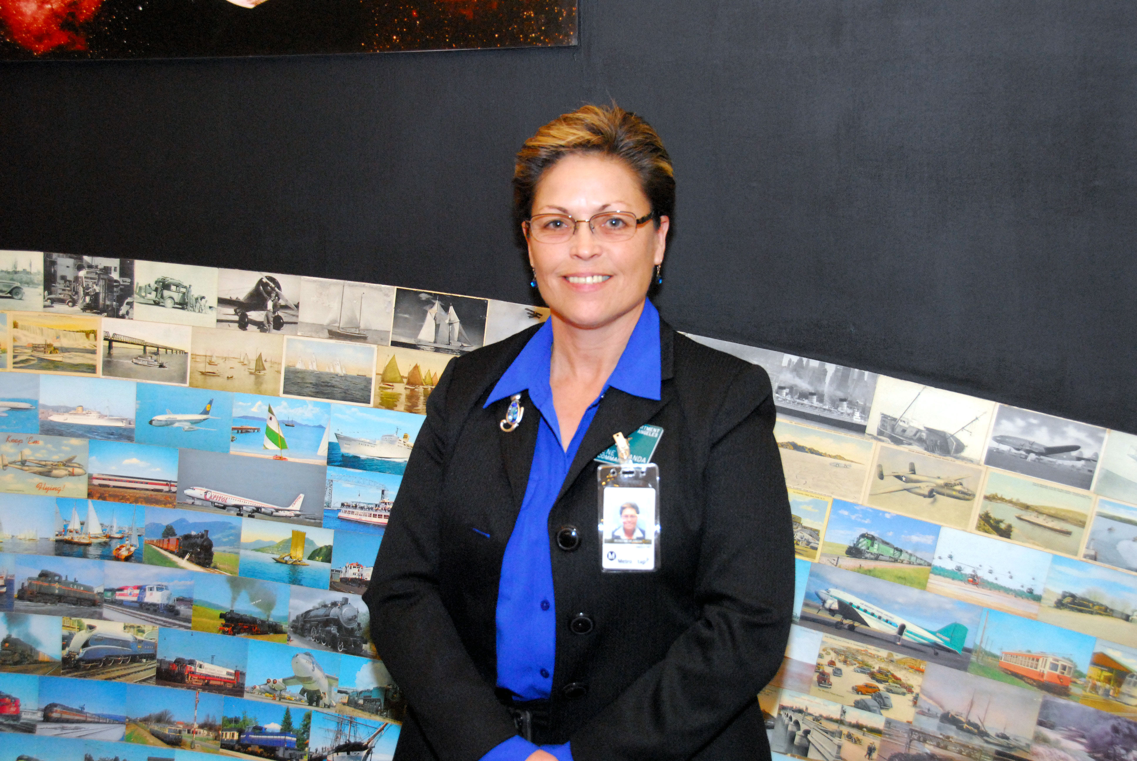 Commander Ronene Anda