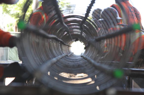 Construcción Expo Line 2