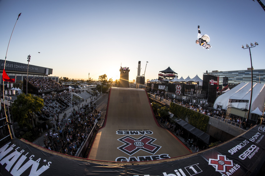 X Games.