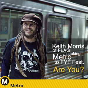 Metro Keith Morris