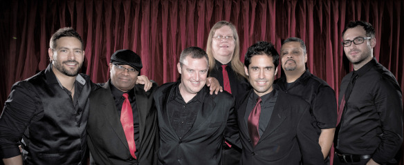 El grupo LA Picante tocará salsa en Union Station. Foto: cortesía de LA Picante.