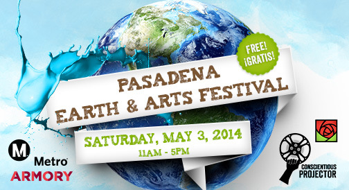 Pasadena Earth Day
