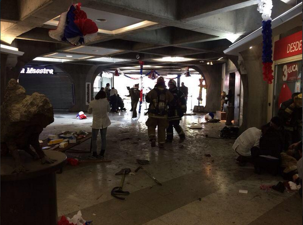 El ataque fue calificado de terrorista por las autoridades. Foto: tvperu.gob.pe.