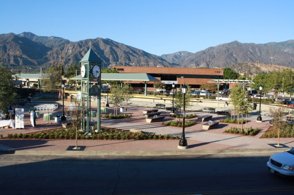 Estación Arcadia.