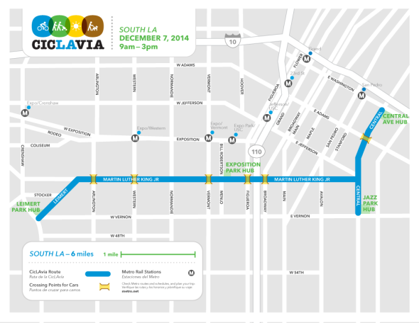 ciclavia_south_la_map