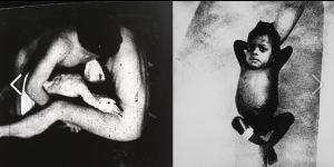 Fotos de la exposición de Brian Weil. Página oficial de Facebook de SMMoA.