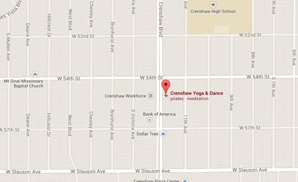 crenshaw-yoga-dance-map