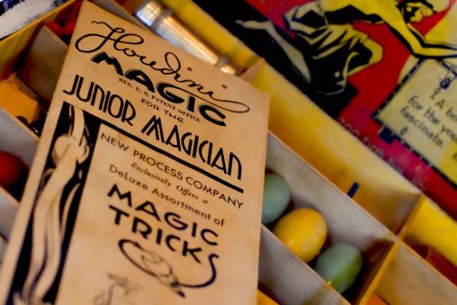 El Magic Castle estará abierto este sábado. Foto: Andy Castro vía Flickr creative commons