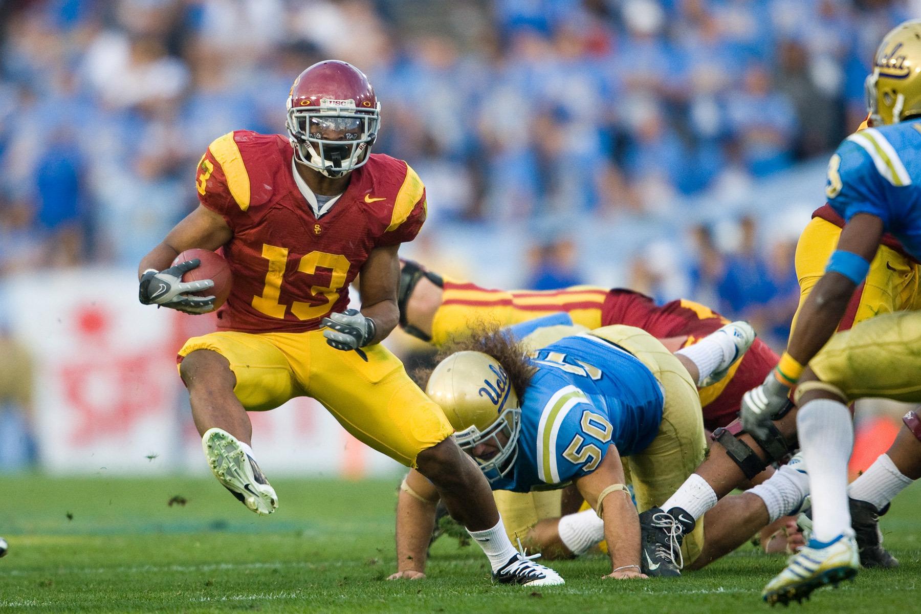NCAA Football: Dec 06 USC at UCLA