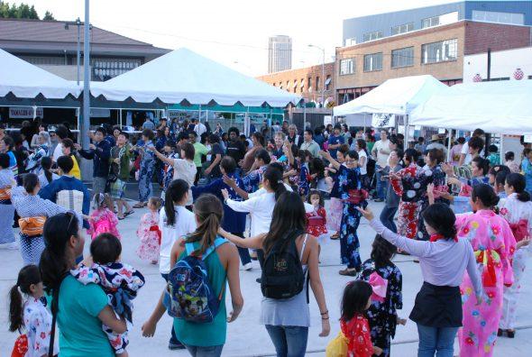 Obon festival 2