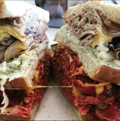 pasadena sandwich