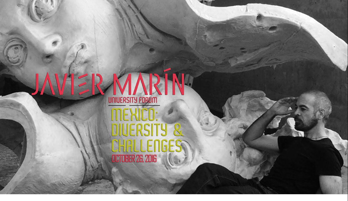 Javier Marin postcard