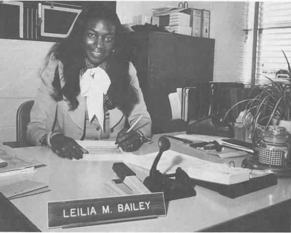 Leilia Bailey