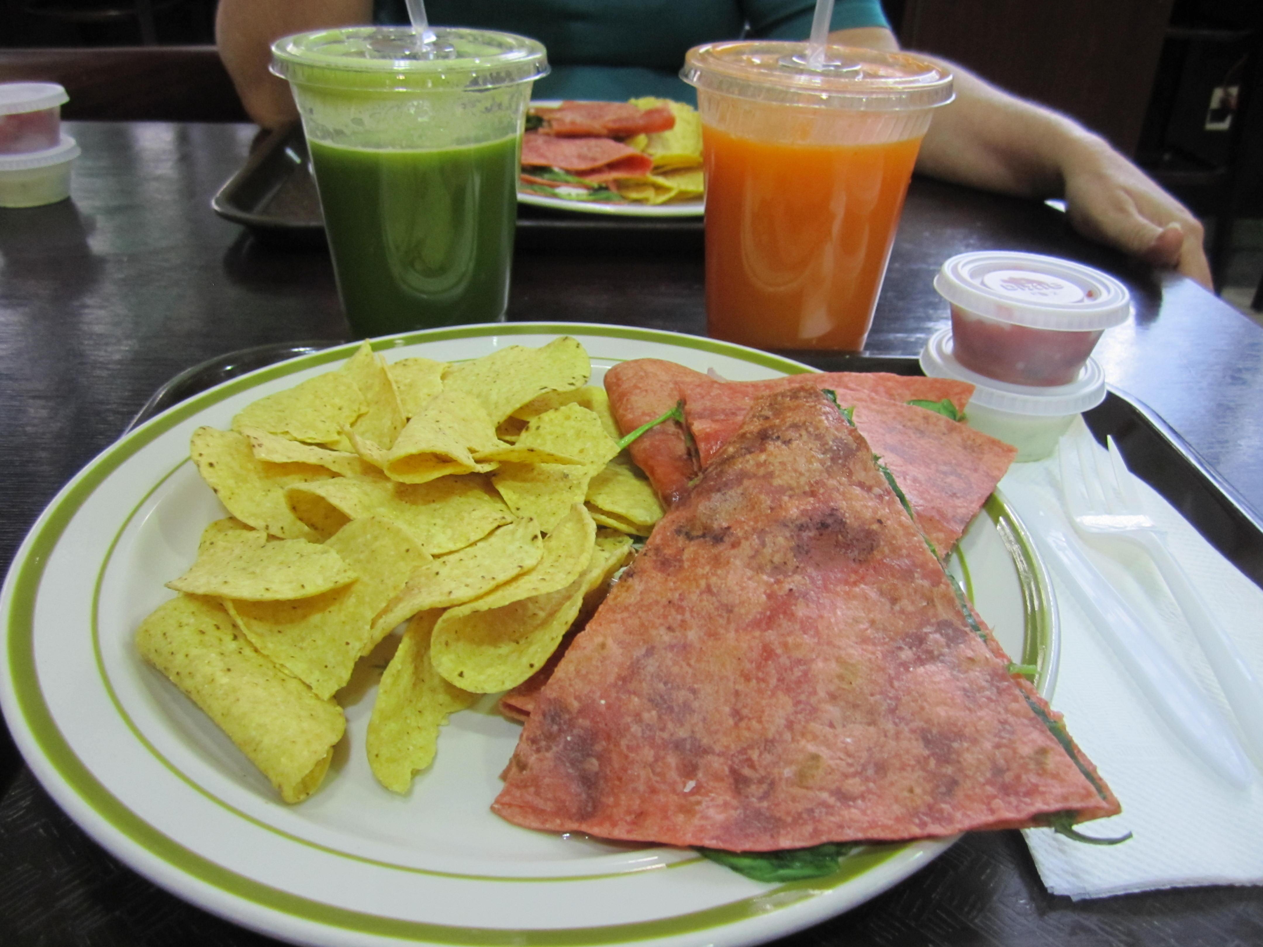 Tierra Café 3