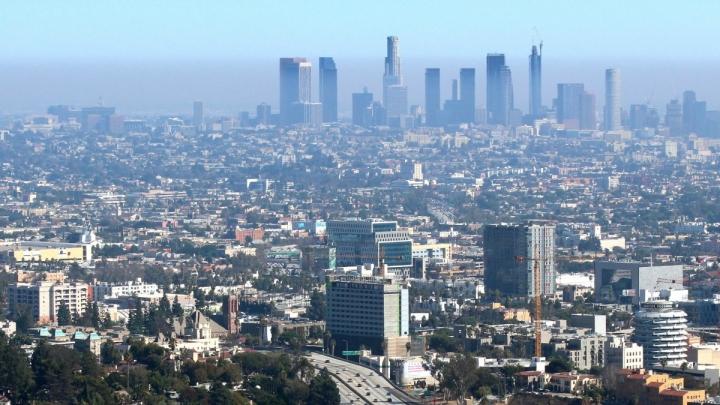 Contaminación en L.A.
