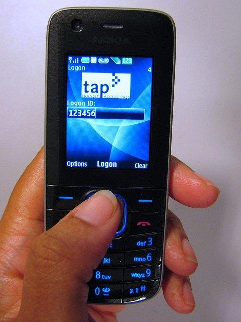 Nokia Fare Validator
