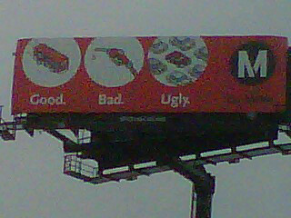 Go Metro Billboard