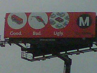 Go Metro Billboard