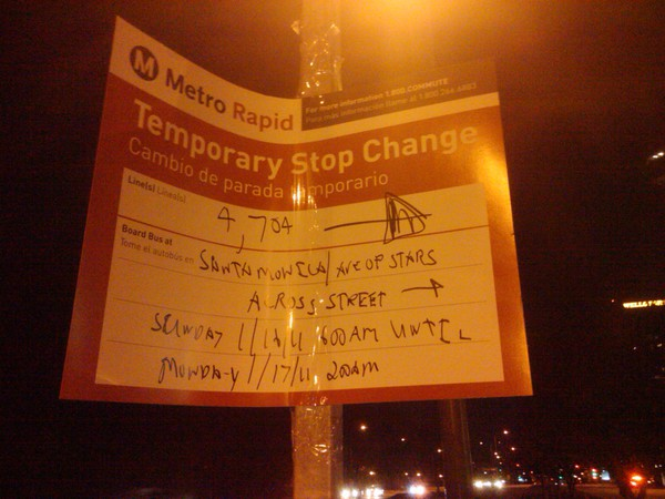 @metrolosangeles would be nice if the busdrivers were told this information