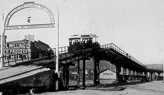 Cape Horn Viaduct, 1890
