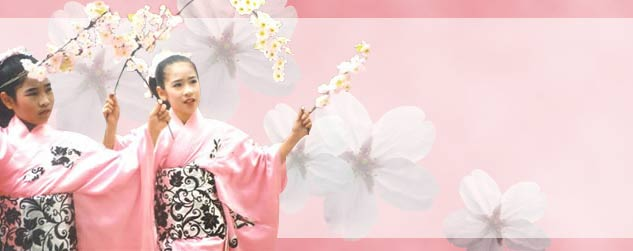 Ride the Gold Line to Little Tokyo to experience the Cherry Blossom Festival this Saturday and Sunday.