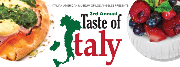 Does a wekeend of glutony sound fun to you? Then Taste of Italy, just steps away from Union Station, should be on your to do list.
