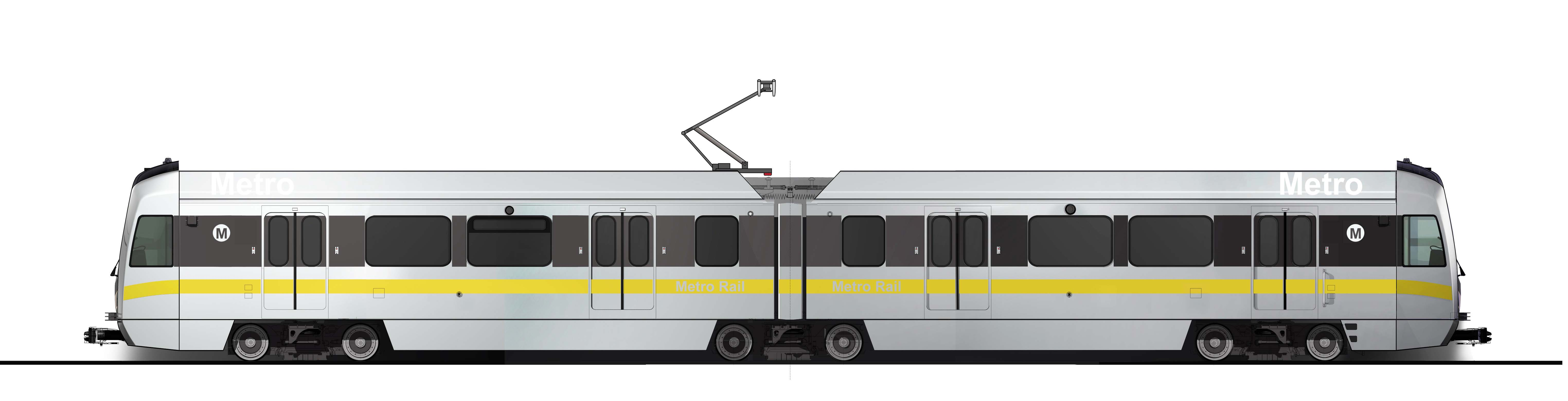 Metro Board Approves Contract To Purchase New Light Rail Cars The Source