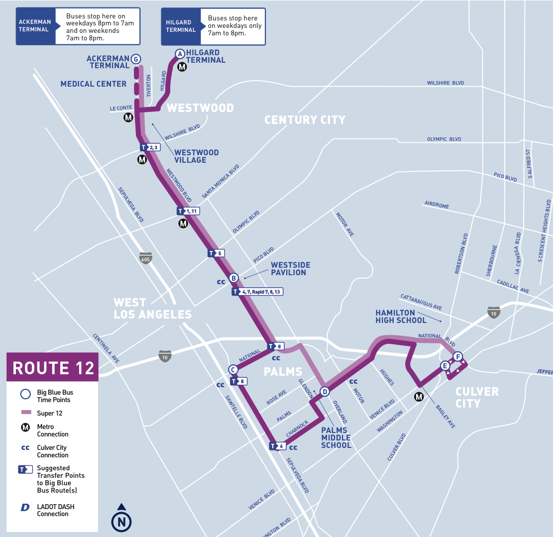 Reminder Big Blue Bus shakes up service to connect to Culver City