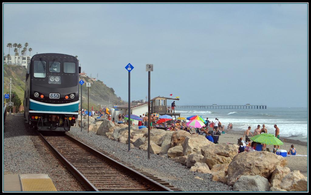 Laguna Beach To Los Angeles Train