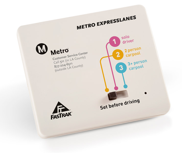 Metro And Caltrans Announce Availability Of Fastrak