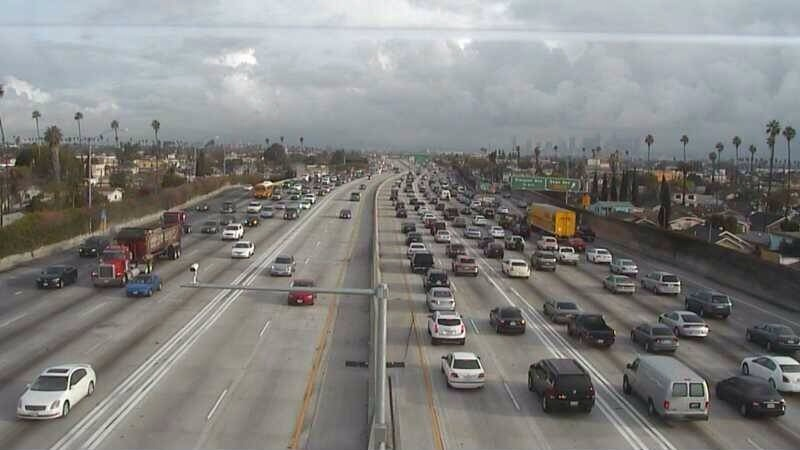 Express Lane California >> First Preliminary Report Issued On Performance Of Expresslanes On