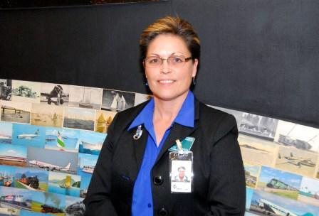 LASD Commander Ronene Anda