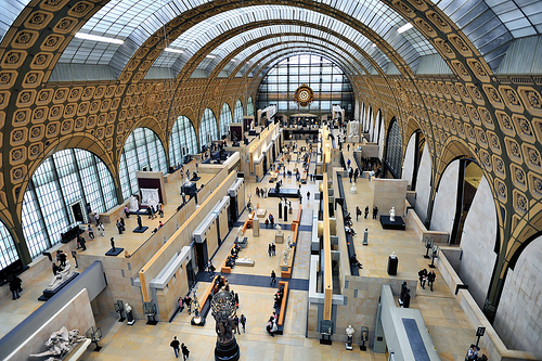 Musée d'Orsay: A place for impressionist lovers