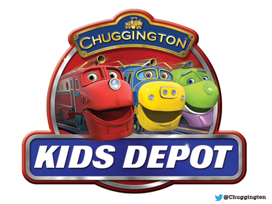 Don't miss the Chuggington Kids Depot at L.A. Union Station this Saturday!