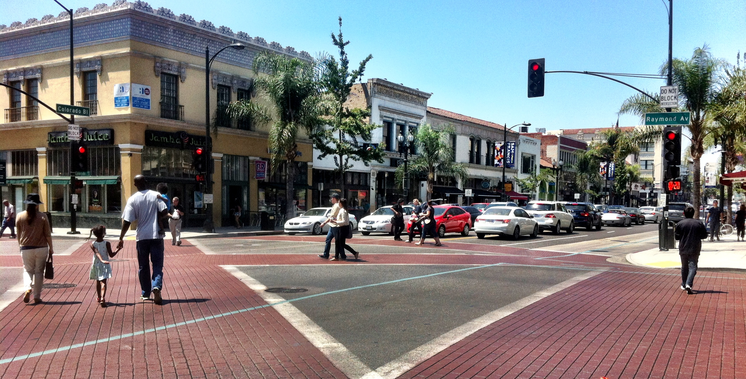 Oct 07, · Old Pasadena is the downtown historic business district of Pasadena, a lively and diverse city located just ten miles from downtown Los Angeles/5().