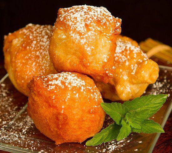 Fried delicious balls of joy, available at the Feast of L.A.! Photo: Feast of L.A. Facebook
