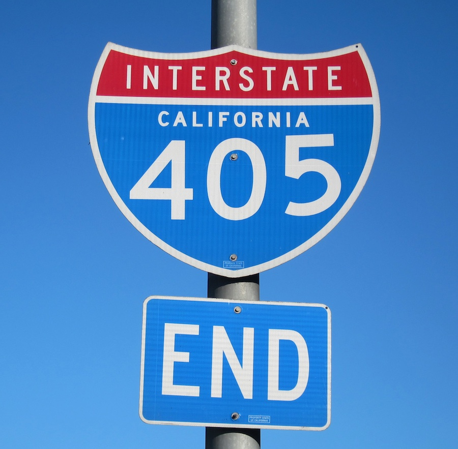 405 Sign