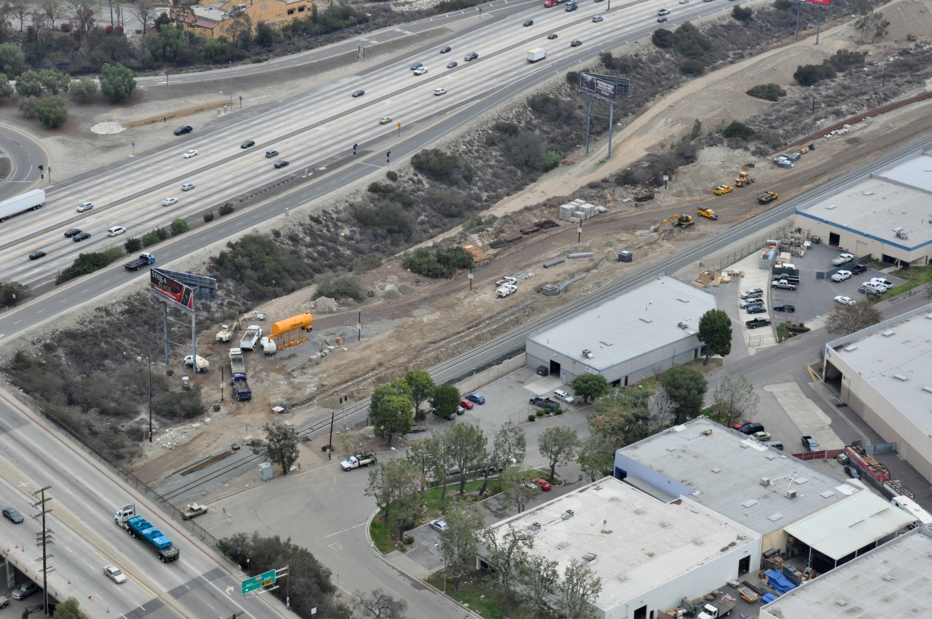 Irwindale_Station_-_aerial