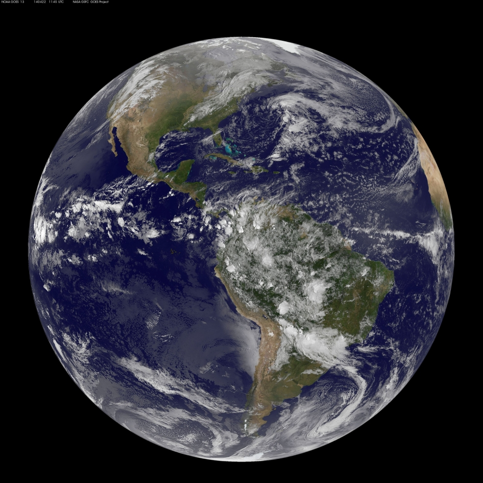Happy Earth Day! Photo: NASA.gov.